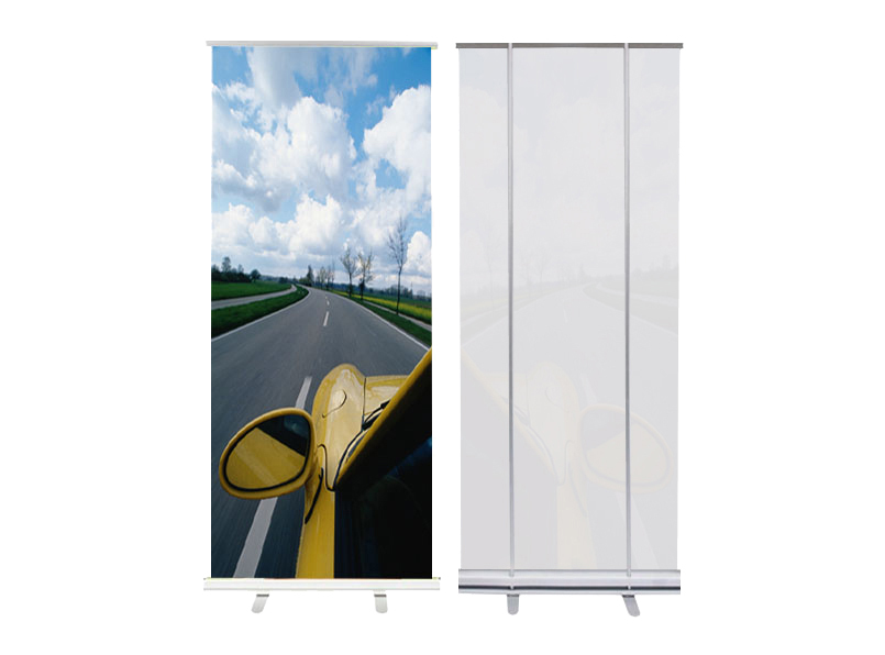 47 Quot X 81 Quot Standard Retractable Banner Next Day Display