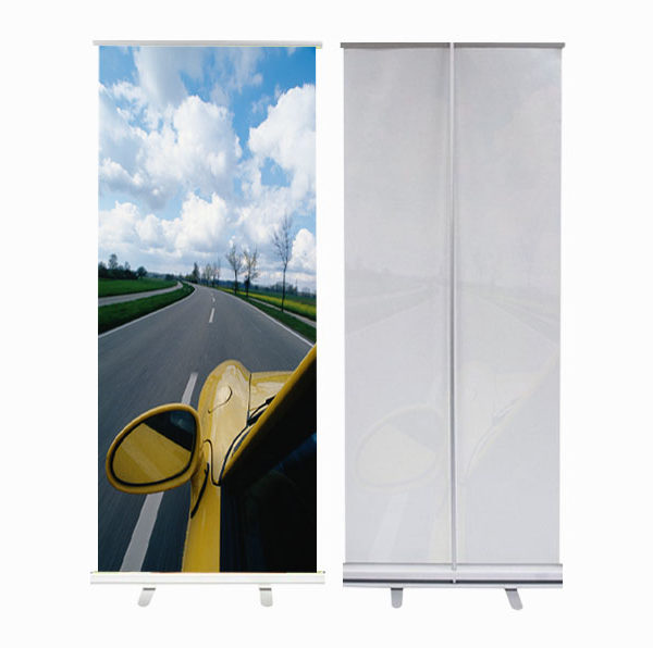 24 Quot X 81 Quot Standard Retractable Banner Next Day Display