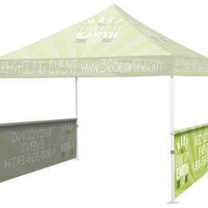 Event Tent Side Wall (No Top u0026 Frame)  sc 1 st  Next Day Display & Custom Event Tents - Next Day Display