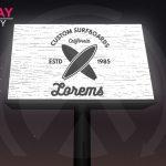 NDD_vinyl banner – backlit