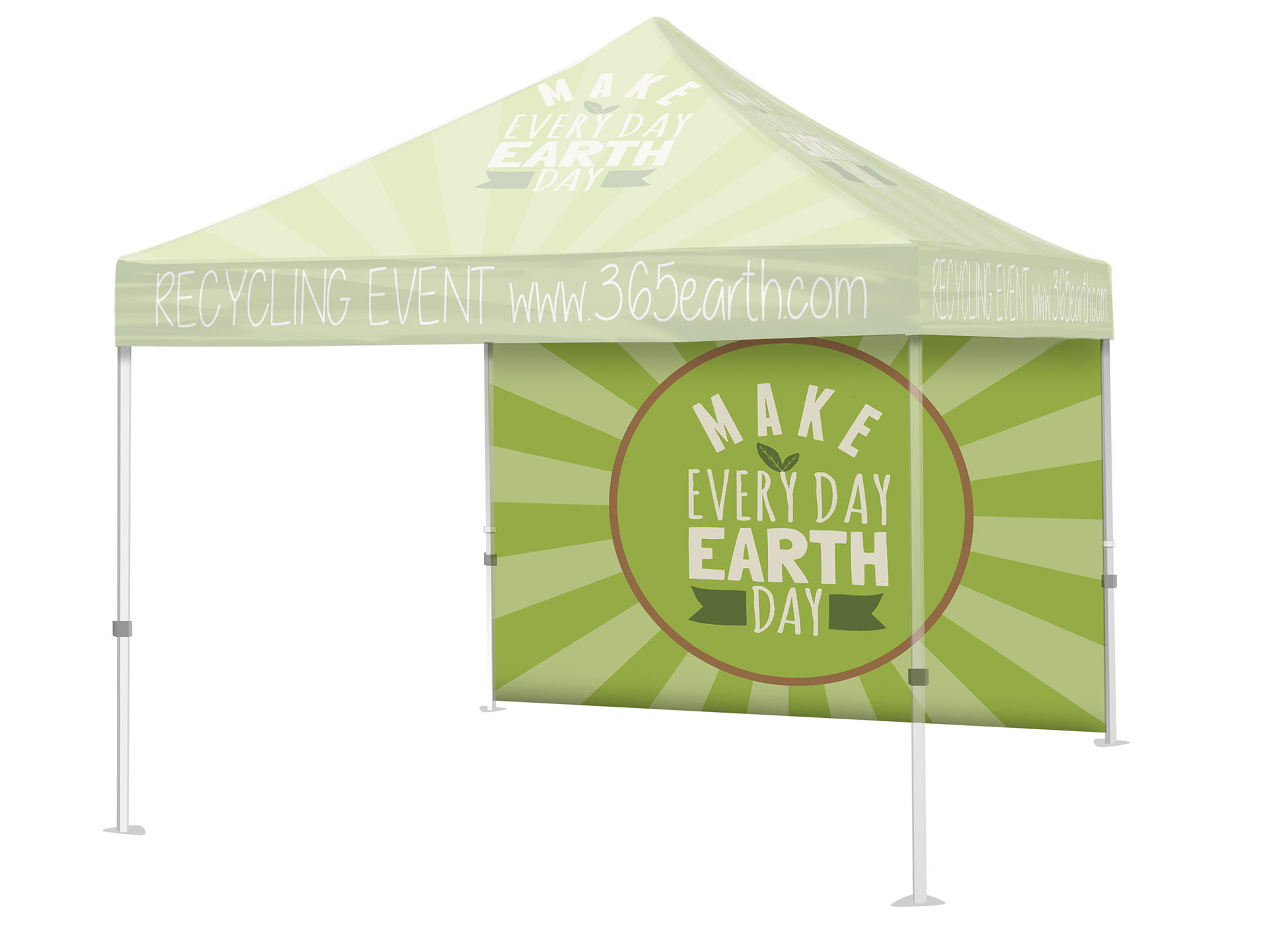 Outdoor Event Tent Back Wall No Top Amp Frame Next Day