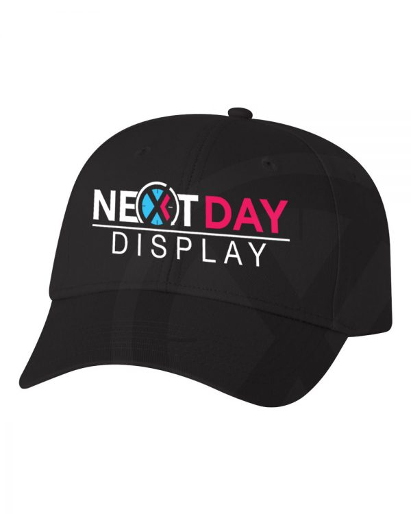 Custom Embroidered Hat - Next Day Display